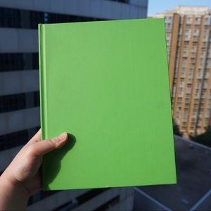 🌿 Blank Sketchbook / Notebook